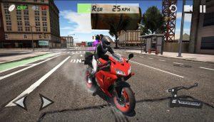 Ultimate motorcycle simulator mod apk android 2.9 screenshot