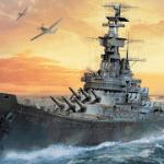 WARSHIP BATTLE 3D World War II MOD APK android 3.3.8