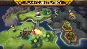 Warlords of aternum mod apk android 1.22.0 screenshot
