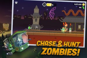 Zombie catchers love the hunt mod apk android 1.30.16. screenshot