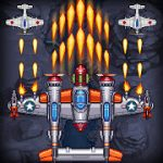 1945 Air Force Airplane games MOD APK android 9.05