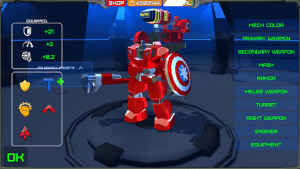 Armored squad mechs vs robots mod apk android 2.6.1 screenshot