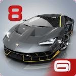 Asphalt 8 Car Racing Game MOD APK android 5.9.0n