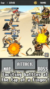 Automatic rpg mod apk android 1.4.1 screenshot