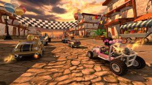 Beach buggy racing mod apk android 2021.09.24 screenshot