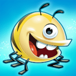 Best Fiends  Free Puzzle Game MOD APK android 9.8.0