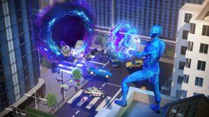 Black hole hero vice vegas rope mafia mod apk android 1.3.6 screenshot