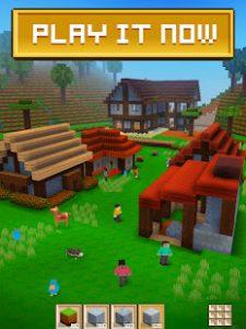 Block craft 3d building game mod apk android 2.13.35 screenshot