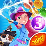 Bubble Witch 3 Saga MOD APK android 7.11.18