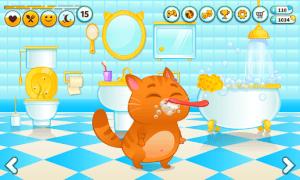 Bubbu my virtual pet cat mod apk android 1.84 screenshot