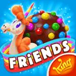 Candy Crush Friends Saga MOD APK android 1.65.3
