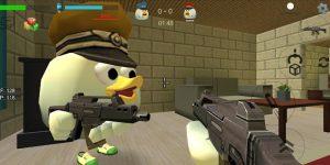 Chicken gun mod apk android 2.5.05 screenshot