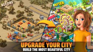City island 5 tycoon building simulation offline mod apk android 3.17.2 screenshot