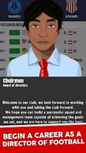 Club soccer director 2022 mod apk android 1.2.8 screenshot
