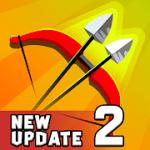 Combat Quest Archer Action RPG MOD APK android 0.21.0