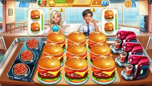 Cooking city chef, restaurant & cooking games mod apk android 2.25.1.5066 screenshot
