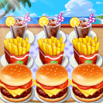 Cooking Frenzy Restaurant Cooking Game MOD APK android 1.0.57