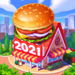 Cooking Madness A Chef's Restaurant Games MOD APK android 1.8.0