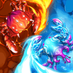 Crab War Idle Swarm Evolution MOD APK android 3.37.0