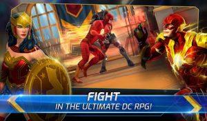 Dc legends fight superheroes mod apk android 1.27.4 screenshot