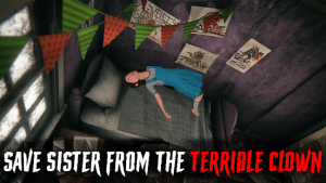 Death park 2 scary clown survival horror game mod apk android 1.2.8 screenshot