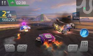 Demolition derby 3d mod apk android 1.8 screenshot