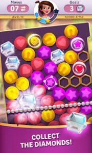 Diamond diaries saga mod apk android 1.45.0 screenshot