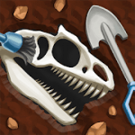 Dino Quest Dig & Discover Dinosaur Game Fossils MOD APK android 1.8.8