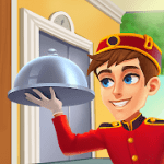 Doorman Story Hotel team tycoon, time management MOD APK android 1.10.2