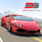 Drag Battle 2 Race Wars MOD APK android 0.97.79