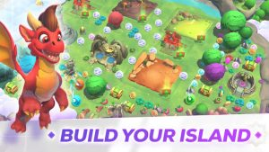 Dragon city 2 mod apk android 0.2.1 screenshot