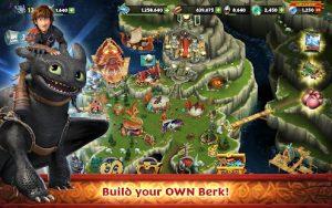 Dragons rise of berk mod apk android 1.59.6 screenshot