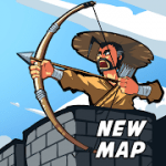 Empire Warriors Tower Defense Offline TD Game MOD APK android 2.4.23