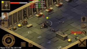 Exiled kingdoms rpg mod apk android 1.3.1181 screenshot