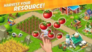 Farm city farming & city building mod apk android 2.8.34 screenshot