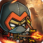 Five Heroes The King's War MOD APK android 4.0.2