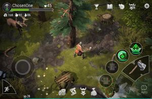 Frostborn action rpg mod apk android 1.11.20.22652 screenshot