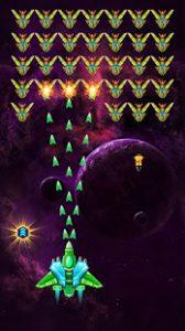 Galaxy attack alien shooter mod apk android 35.5 screenshot