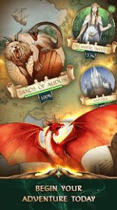 Gemstone legends epic fantasy match 3 puzzle rpg mod apk android 0.37.398 screenshot