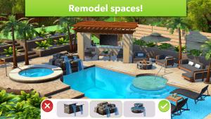 Home design makeover mod apk android 4.0.3g screenshot