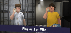 Ice scream 5 friends mike's adventures mod apk android 1.0 screenshot