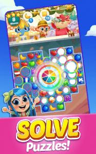 Juice jam puzzle game & free match 3 games mod apk android 3.29.8 screenshot