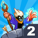 King of Defense 2 Epic Tower Defense MOD APK android 1.0.1