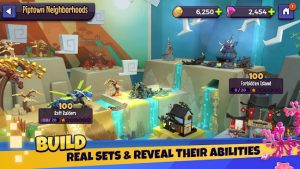 Lego legacy heroes unboxed mod apk android 1.9.10 screenshot
