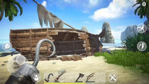Last pirate survival island adventure mod apk android 0.994 screenshot