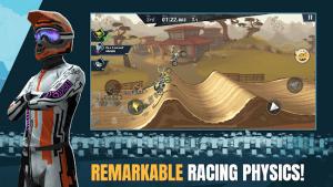 Mad skills motocross 3 mod apk android 1.3.0 screenshot