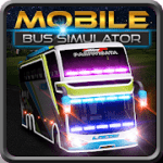 Mobile Bus Simulator MOD APK android 1.0.2