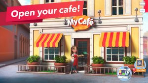 My cafe restaurant game. serve & manage mod apk android 2021.10.1 screenshot
