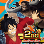 ONE PIECE Bounty Rush Team Action Battle Game  MOD APK android 43000