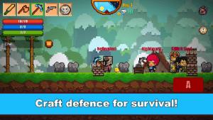 Pixel survival game 2 mod apk android 1.9941 screenshot